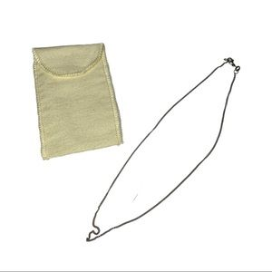 James Avery Sterling Silver Necklace Chain